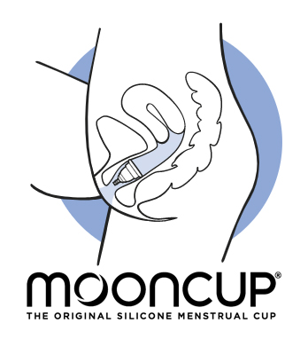 position of mooncup
