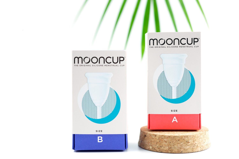 Mooncup Packaging