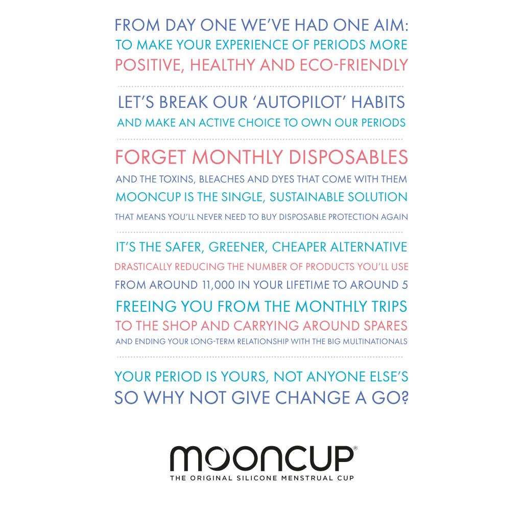 Mooncup Manifesto