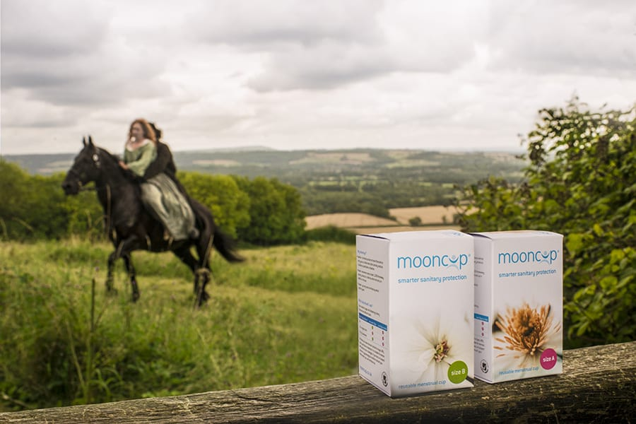 The Mooncup Period Drama campaign