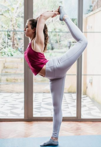 Yoga before and during your period