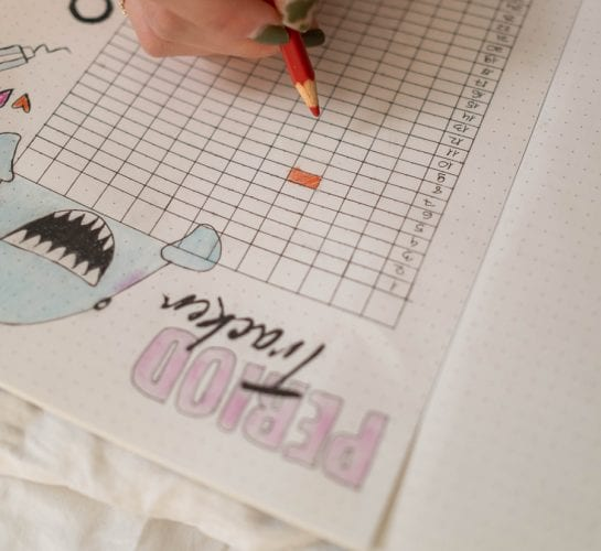 Tracking your menstrual cycle can help you to understand what is normal for you